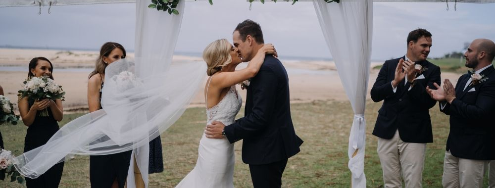 A Dream Wedding by the Water