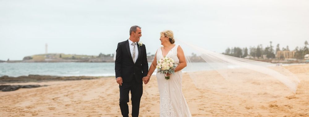 Cheryl & Frank's Perfect Fairy-Tale Wedding